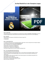 adidasfootball - Gewinnspiel Real Madrid