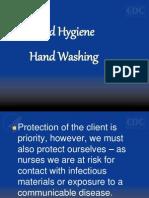Hand Hygiene Supplement