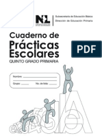 27064 Cuaderno de Practicas Escolares de Quinto Grado1