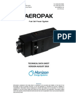 AEROPAK Technical Data Sheet