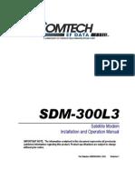 Manual SDM 300L3