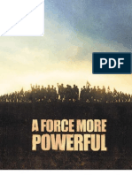 A Force More Powerful - Study Guide