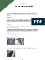 Audi A6     C5     Repair Manual  19982004  Table of Contents