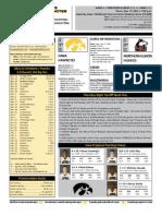 Iowa Men's Basketball -- Iowa vs NIU Notes
