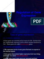 DNA Regulation