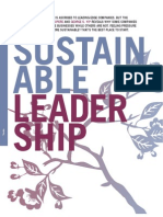 Sustanable Leadership