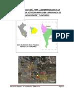 Informe Tecnico No a La Mineria