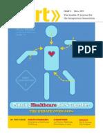 Corepoint Health Start Newsletter Fall 2011