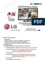 Lg 42pw35 - Training Manual