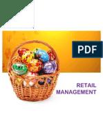 Retail - Unit 1