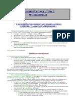 Jacques Généreux - Economie Politique II - Macroeconomie 2