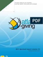 2011 Atlas Standard volume 10 - Giving results through Oct. 2011