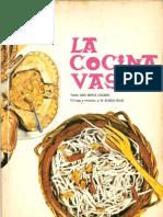 La Cocina Vasca -- Ana María Calera-