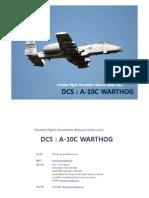 Project DCS A10C