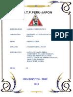 INFORME DE BIOSEGURIDAD1