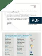 Invitation Card_ Gala Event 3rd CFICC