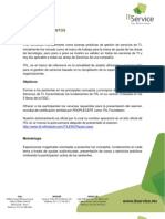 Fundamentos de ITIL v3 Contenido (2)