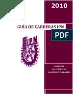GUÍA CARRERAS NIVEL SUPERIOR IPN 2010