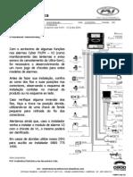 009-04 Esquema de instalação dos alarmes Cyber PX-FX - V2