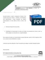 019-05 - Alterações nos módulos automatizadores de vidros SW222 e SW422