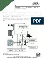 026-03 Alarme PST- Instalação do rele de bloqueio Concept Exact