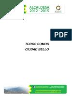 Plan de Gobierno Luz Imelda Ochoa c.c 43.053.031 Bello Antio