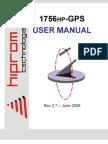 1756HP-GPS User Manual 2_7