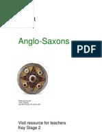 Visit Anglo Saxons KS2
