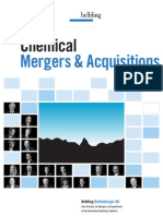 Chemical Mergers Acquisitions