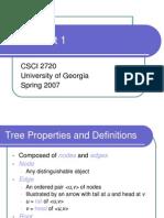 Trees Part 1