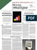 Le Monde Septembre 2011