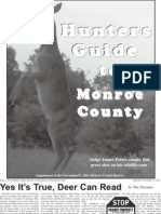 2011 Hunters Guide Part 1