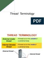 Thread Terminology