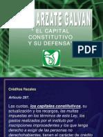 Capital Constitutivo