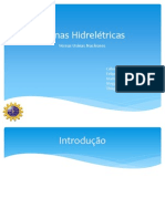 Usinas Hidrelétricas v.1