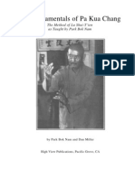 Pa Kua Chang Fundamentals
