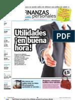 Finanzas Personales. Suplemento de El Diario de Los Andes - Venezuela  2011