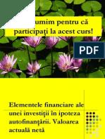 Investitii Cursul 4