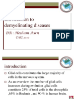 Introduction to demyelinating diseases د.هشام عون
