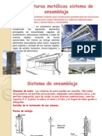 Estructuras metalicas ensamblaje