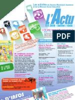 ACTU A4 Recto-Verso
