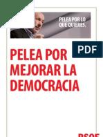 Pelea Por Mejorar La Democracia[1]