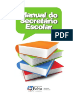 Manual Do Secret a Rio Escolar