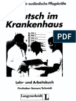3468494262Deutsch-ImKrankenhaus No Recognize 1994B