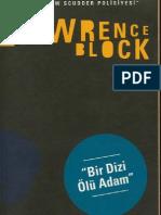 Bir Dizi Ölü Adam Lawrence Block