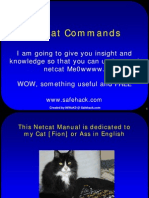 Netcat Commands