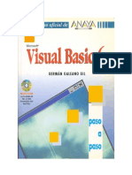 Libro ANAYA Visual Basic 6 0