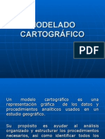 Modelado CartogrÁfico