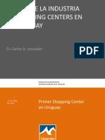 Estudio Shopping Centers