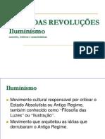 ILUMINISMO E REVOLUCOES